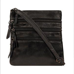 Wilson's Leather Crossbody Purse